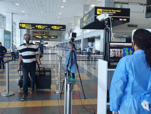 Aeropuerto de Tocumen ha detectado 1,748 viajeros positivos con Covid-19