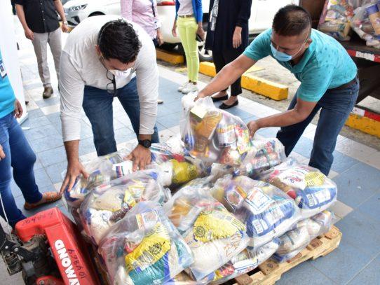 Mides publicará información de los donativos recibidos y entregados durante la pandemia