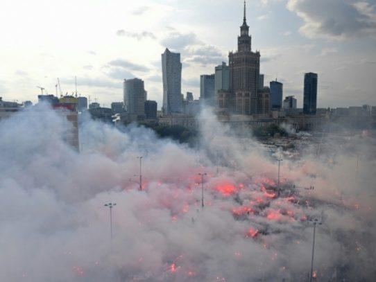 Conmemoración por aniversario de la Insurrección de Varsovia genera divisiones en Polonia
