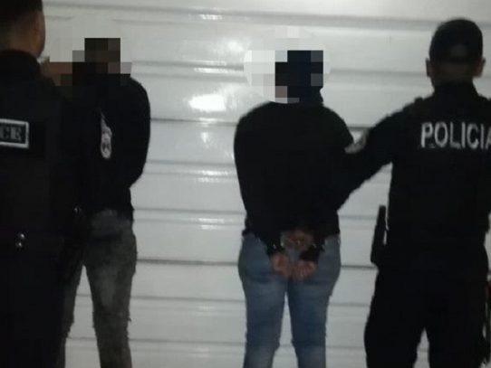 Detenidos los supuestos involucrados en caso de hurto en Los Pueblos