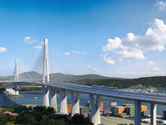 Consorcio que construye el Cuarto Puente aclara que no ha sido sancionado por EE.UU.