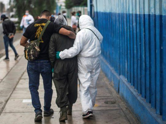Más de 150.000 casos de covid-19 en Perú, con récord de 7.386 contagios en 24 horas