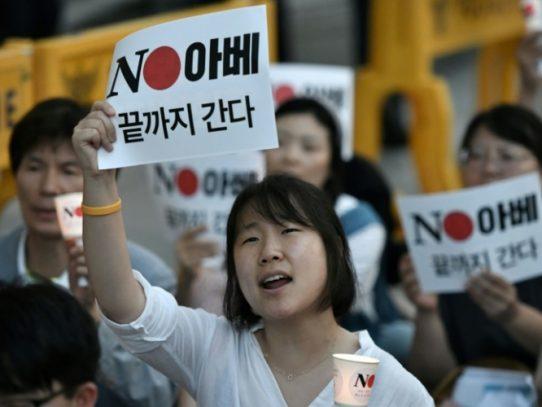 """Japón elimina a Corea del Sur de su """"lista blanca"""" de socios de confianza"""