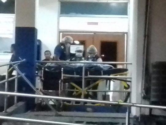 Un hombre es asesinado de varios disparos en Chiriquí