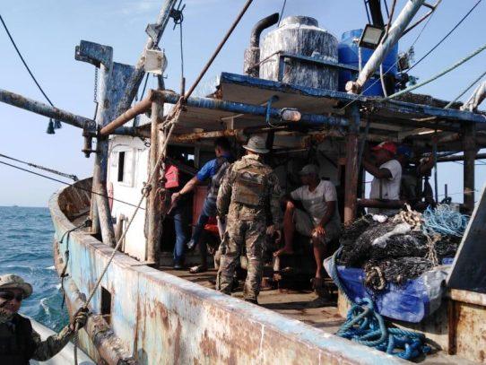 ARAP decomisa más de 26 mil libras en pesca ilegal