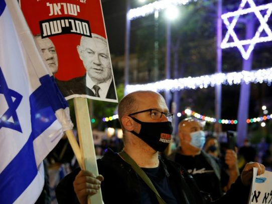 Israel posterga la juramentación del nuevo gobierno por la visita de Pompeo