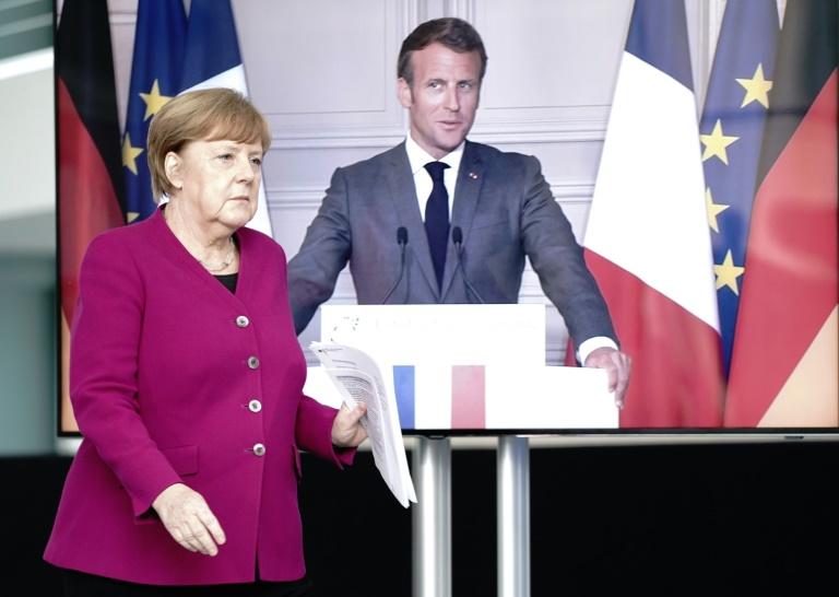 Cuatro países de la UE exponen sus objeciones al plan de reconstrucción de París y Berlín