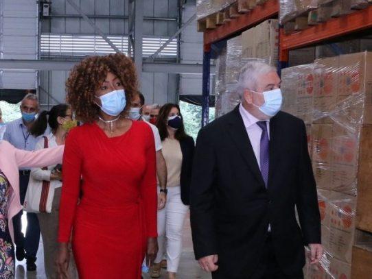 Hub Humanitario ha despachado ayuda humanitaria a 30 naciones