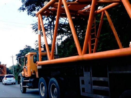 La ATTT restringe traslado de carga sobredimensionada durante Fiestas Patrias