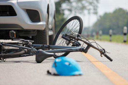Ciclista es atropellado a la altura de Los Castillos, en Veraguas