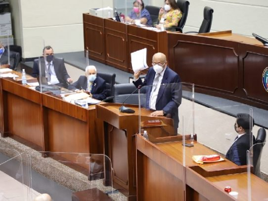 Asamblea aprueba Presupuesto 2021, en segundo debate