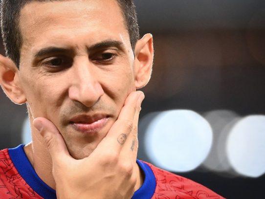 Di María fue suspendido cuatro partidos por escupir hacia Álvaro