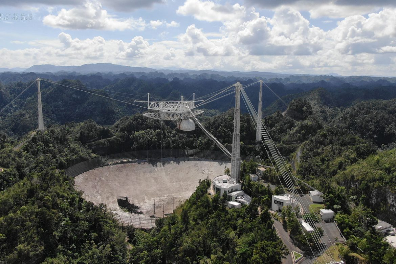 Cierra el observatorio de Arecibo, el gran ojo hacia el cosmos