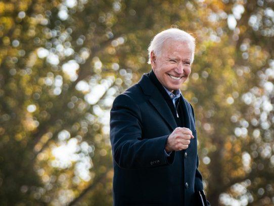 ¿Quieren un adelanto del presidente Biden? Echen un vistazo a su campaña
