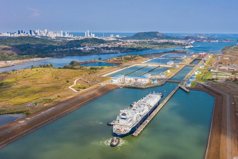 Canal de Panamá asegura disponibilidad de agua para el consumo humano y sus operaciones