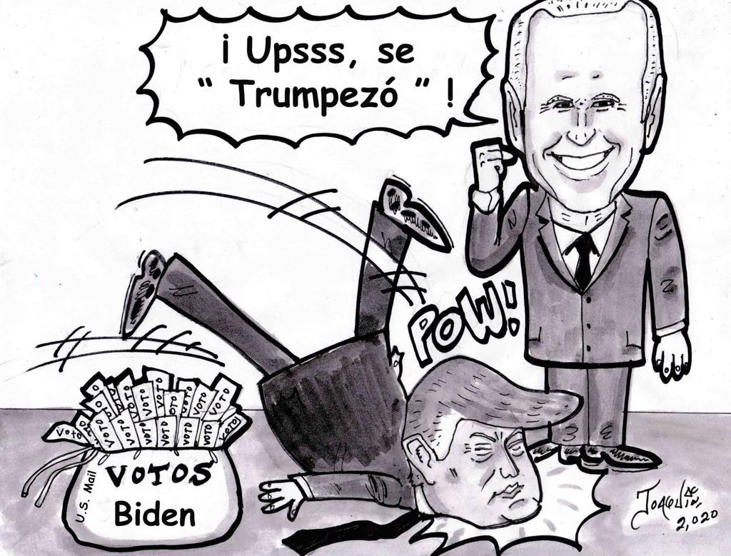 Biden promete unir a EEUU y dirigentes de todo el mundo saludan su triunfo