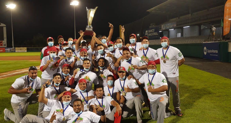 Chiriquí marcó nuevamente su supremacía en el béisbol nacional