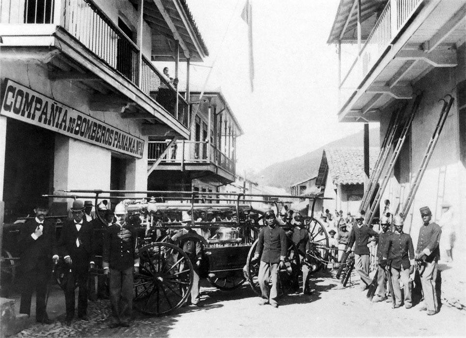 Bomberos de Panamá: 133 años de disciplina, honor y abnegación