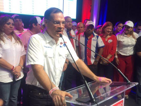 Secretario general del PRD responde a cuestionamientos vertidos por miembros de su partido