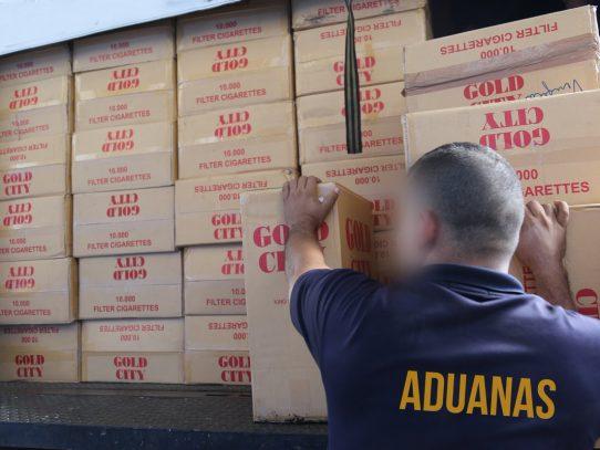 Aduanas reforzará proceso de fiscalización de mercancías