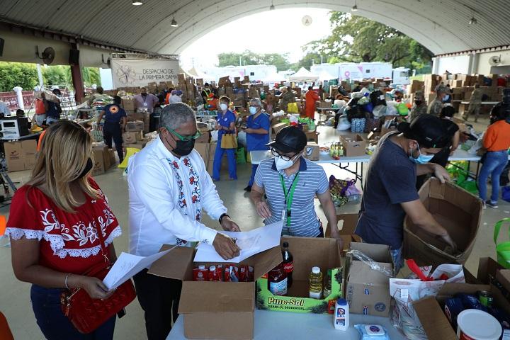 MEF ajustó el presupuesto para enfrentar estragos del huracán Eta