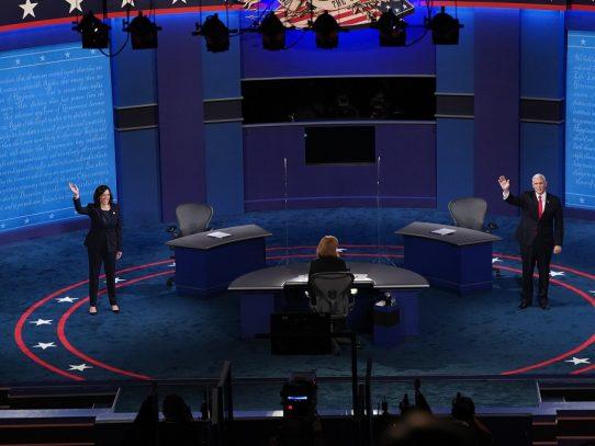 El debate vicepresidencial entre Kamala Harris y Mike Pence en seis claves