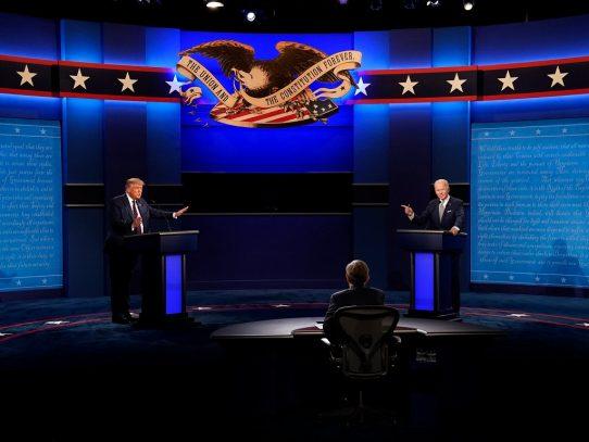 El primer debate presidencial en seis claves