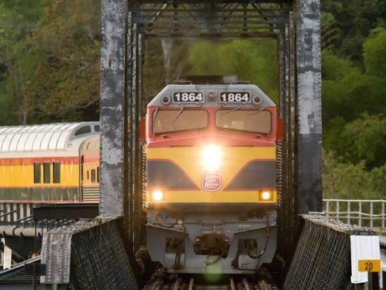 Panama Canal Railway realiza pruebas para reinicio de labores del ferrocarril