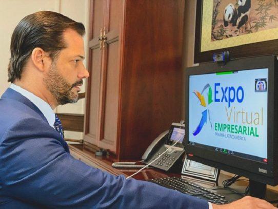 Todo listo para la I Expo Virtual Empresarial Panamá – Latinoamérica