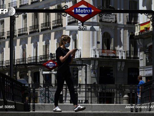 Madrid suspende los festejos de Nochevieja en Puerta del Sol