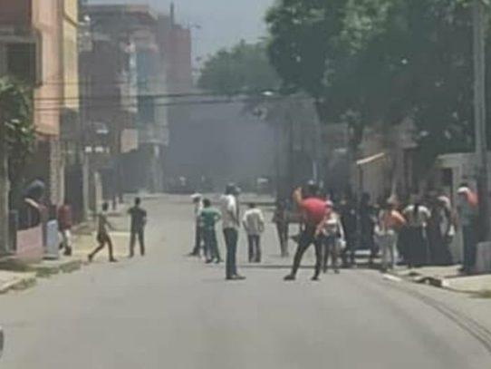 Al menos 20 detenidos en cuatro días de manifestaciones en Venezuela