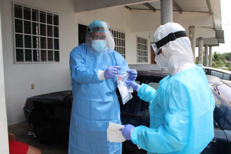 Panamá reporta 576 nuevos contagios y 16 fallecidos en últimas 24 horas