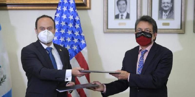 EE.UU. donará USD 31 millones a Guatemala para combatir narcotráfico