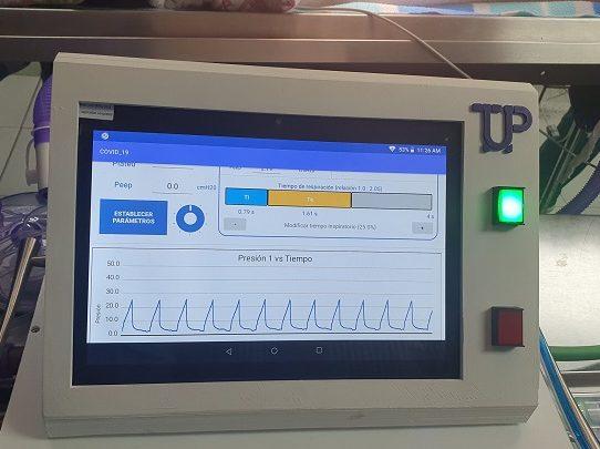 Presentan el UTP-100P, un ventilador artifical creado en Panamá