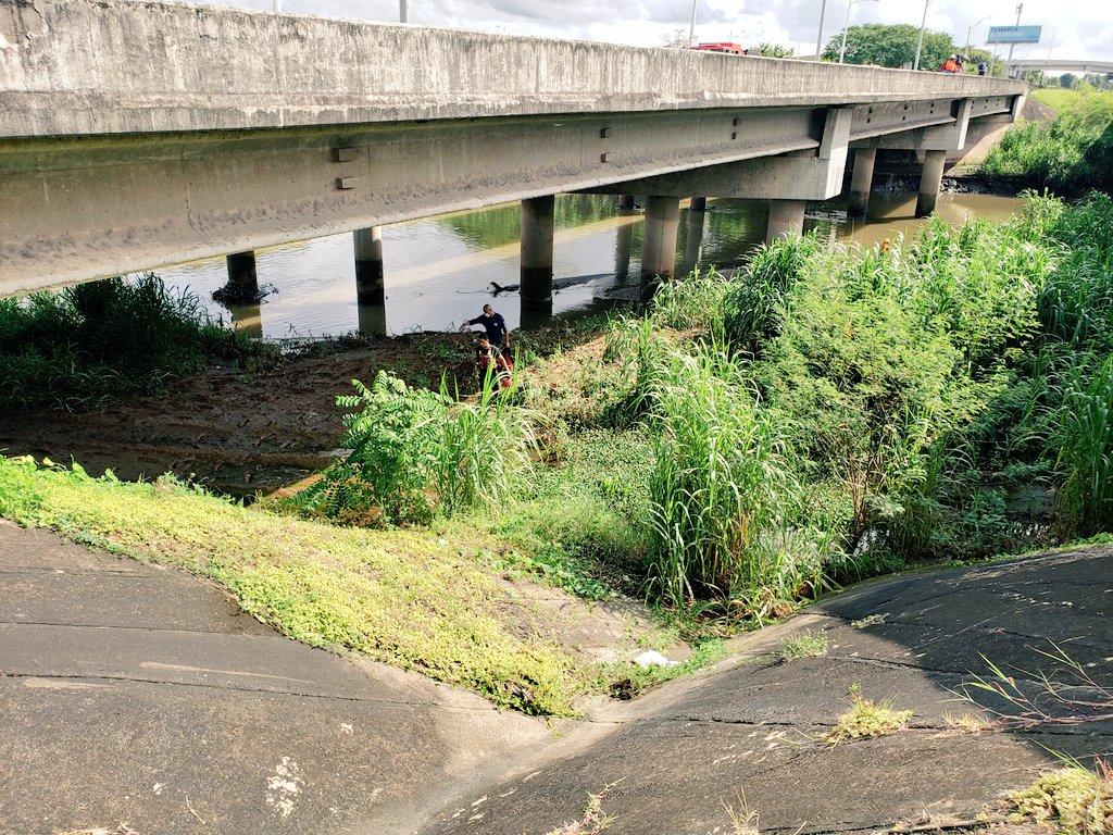 Sinaproc recupera cuerpo de hombre desaparecido en aguas del río Juan Díaz
