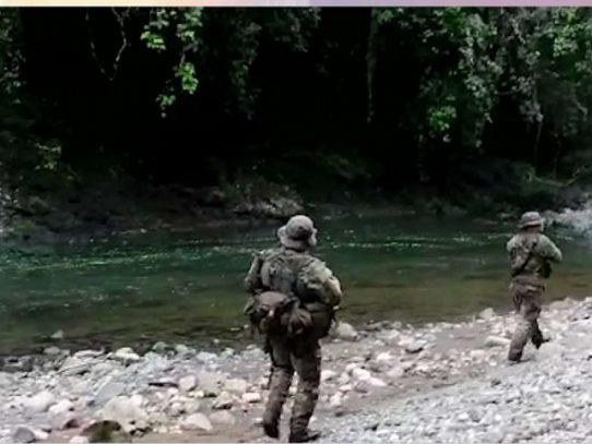 Estados Unidos confirma su participación en operativo antidrogas en Darién