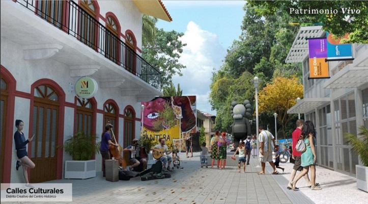 Plan de reactivación del Casco Antiguo, iniciará el lunes 28 de septiembre