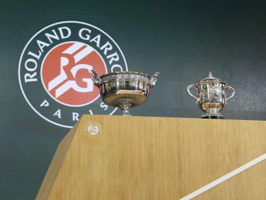 Gobierno francés reduce a 1.000 espectadores diarios la asistencia a Roland Garros