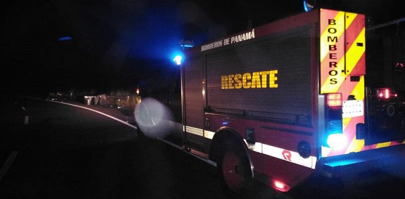 Dos víctimas fatales por accidente de tránsito en Veraguas