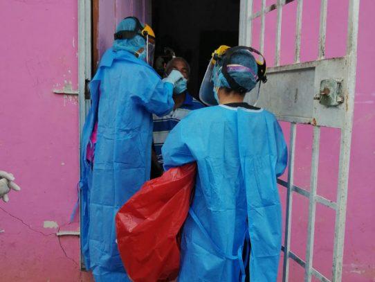 Covid-19: Se elevan a 825 casos nuevos y 8 fallecidos en 24 horas