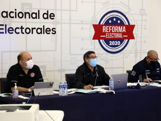 CNRE tendrá más tiempo para debatir paquete de reformas electorales