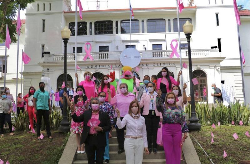 Minsa lanza campaña de detección temprana del cáncer de mama