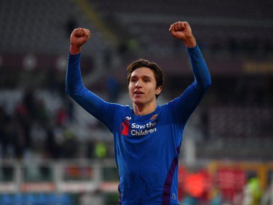 El internacional italiano Chiesa deja la Fiorentina para fichar por la Juventus