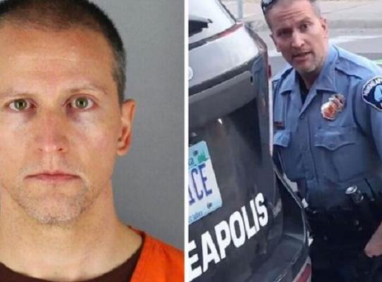 Liberan bajo fianza el policía acusado por la muerte de George Floyd