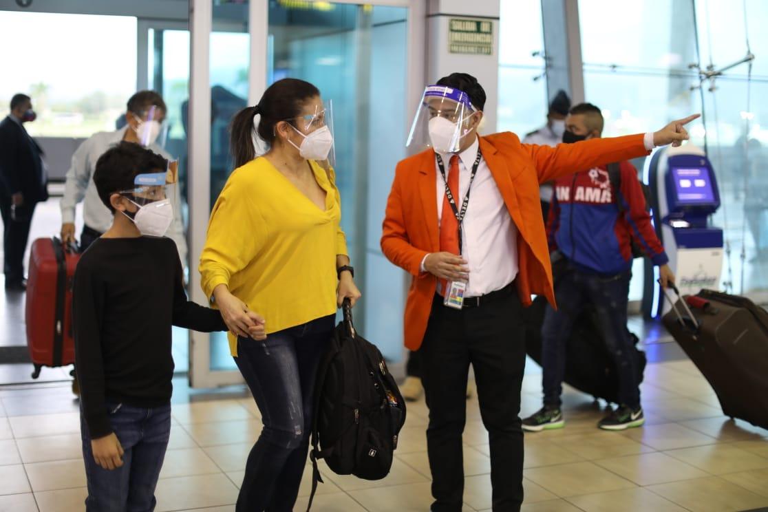 Aeropuerto de Tocumen emite lineamientos para el traslado a la terminal aérea