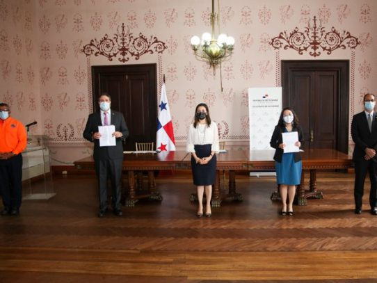 Presentan primer informe de capacidades logísticas en Panamá