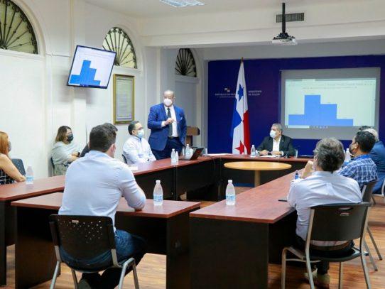 Minsa coordina con empresarios acciones para combatir el Covid-19