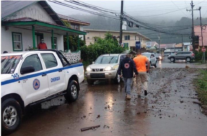 Establecen comité para reevaluar afectaciones de huracán Eta