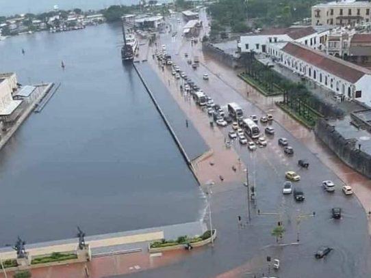Colombia soporta lluvias catastróficas mientras huracán Iota avanza por el Caribe