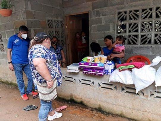 Habilitan el Parque Omar como centro de acopio para afectados por inundaciones